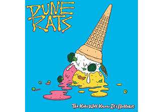 Dune Rats - The Kids Will Know It's Bullshit (Blue LP+MP3) - (LP + Download)