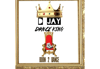 D Jay Dance King - Born 2 Dance - (CD)