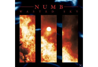 Numb - Wasted Sky (Re-Release On Vinyl) - (Vinyl)