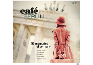 VARIOUS - Cafe Berlin - (CD)