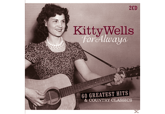 Kitty Wells - For Always - (CD)