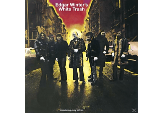 Edgar Winter - White Trash - (CD)