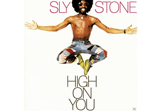 Sly Stone - High On You - (CD)
