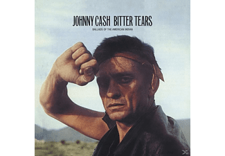 Johnny Cash - Bitter Tears - (CD)