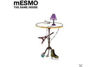 Mesmo - The Same Inside - (CD)