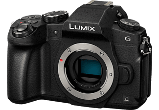 PANASONIC Lumix DMC-G80 EG-K Body