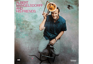 Mangelsdorff Albert - Albert Mangelsdorff And His Friends - (Vinyl)