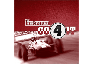 The Lambrettas - Go 4 It - (CD)