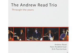 The Andrew Read Trio - Through the years - (CD)