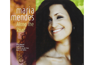 Maria Mendes, VARIOUS - Along the Road - (CD)