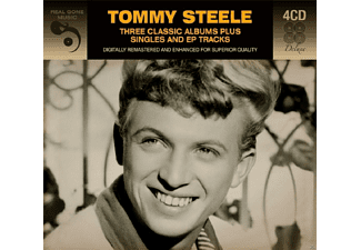 Tommy Steele - 3 Classic Albums Plus - (CD)