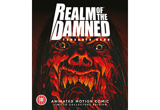 Realm Of The Damned - Tenebris Deos (Bu Ray/Pal) - (Blu-ray)