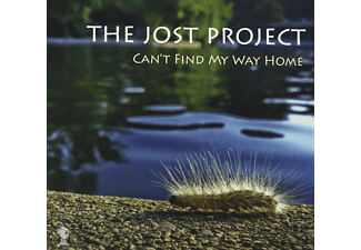 The  Jost Project - Can't find my Way Home - (CD)