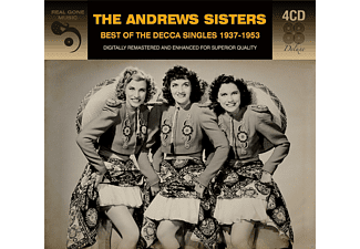 The Andrews Sisters - Best Of The Decca Singles - (CD)