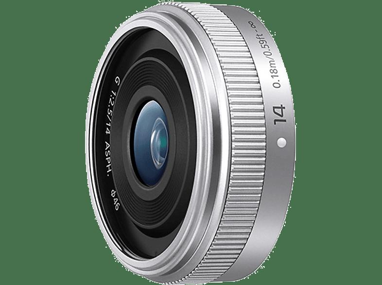 PANASONIC Lumix G 14mm / F2.5 II ASPH - (Η-H014AE-S) hobby   φωτογραφία φωτογραφικές μηχανές φακοί mirrorless