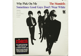 The Standells - Why Pick On Me-Sometimes Good Guys Don't Wear Wh - (Vinyl)
