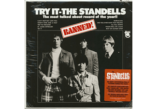 The Standells - Try It-The Standells (LP) - (Vinyl)