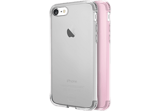 ITSKINS Zero Gel 2in1 iPhone 7 - Rosa / Transparent