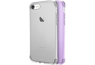 ITSKINS Zero Gel 2in1 iPhone 7 - Lila / Transprent