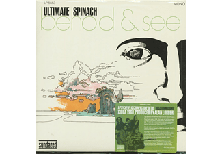 Ultimate Spinach - Behold & See (LP,Colored Vinyl) - (Vinyl)
