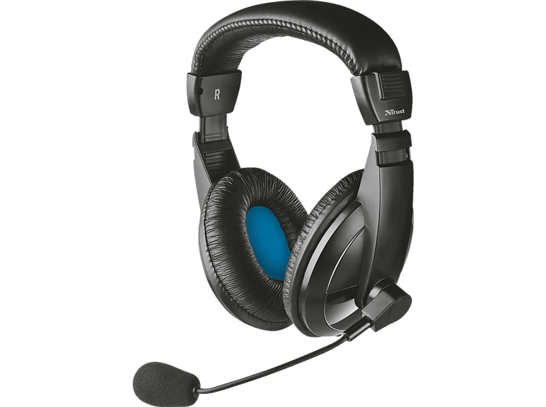 TRUST Quasar Headset for PC and laptop 21661 laptop  tablet  computing  περιφερειακά headset