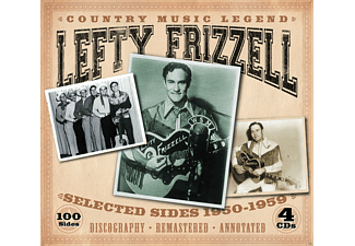 Lefty Frizzell - Country Music Legend - (CD)