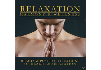 VARIOUS - Health & Relaxation - (CD)