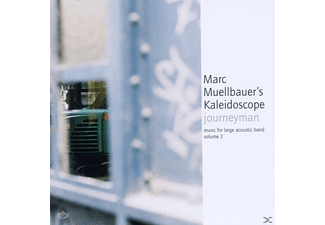 Marc's Kaleidoscope Muellbauer - Journeyman Music For Large Ensemble - (CD)