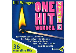 VARIOUS - One Hit Wonder-Vol.3 - (CD)