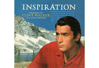Clint Walker - INSPIRATION - (CD)