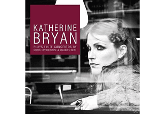 Katherine (flöte) Bryan, Katherine/royal Scottish National Orchest Bryan - Katherine Bryan plays Rouse and Ibert Concertos - (SACD Hybrid)
