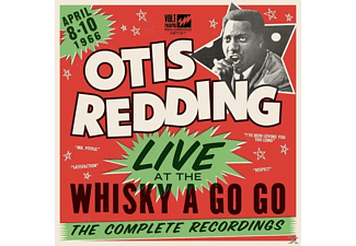 Otis Redding - Live At The Whisky A Go Go (Vinyl) - (Vinyl)