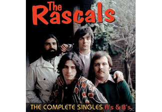 The Rascals - COMPLETE SINGLES A & B - (CD)