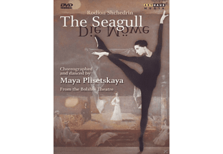 Alexander Bogatyrev, Orchestra Of The Bolshoi Theatre, Ballet Of The Bolshoi Theatre, Plisetskaya Maya - Die Möwe [DVD]