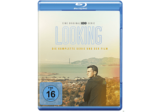 Looking - Komplette Serie u. Film - (Blu-ray)