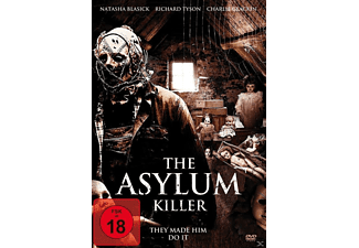 The Asylum Killer - (DVD)