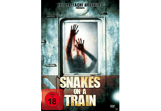 Snakes On A Train - (DVD)
