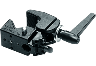 MANFROTTO 035C Universal Super Clamp med spärrskaft