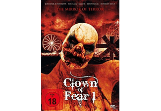 Clown Of Fear 1-Uncut Edition - (DVD)