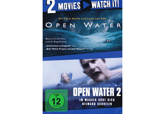 Open Water / Open Water 2 - (DVD)