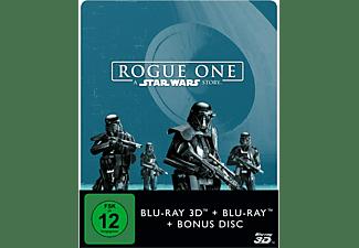 Rogue One - A Star Wars Story (2D+3D) Steelbook - (3D Blu-ray (+2D))
