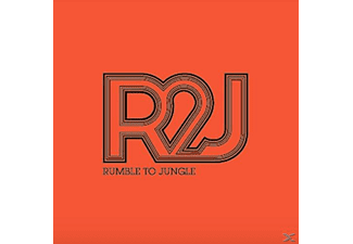 Rumble 2 Jungle - R2J - (CD)