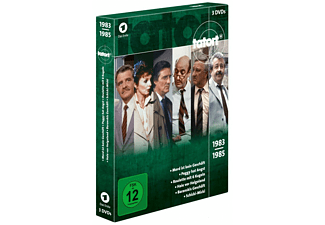 Tatort - Klassiker 80er Box (2) (1983-1985) - (DVD)