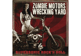 Zombie Motors Wrecking Yard - Supersonic Rock 'n Roll (Ltd.Edt.) - (CD)