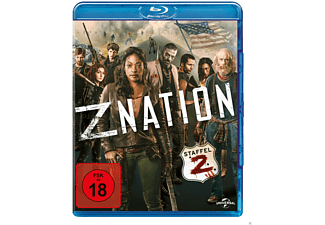 Z Nation - Staffel 2 [Blu-ray]