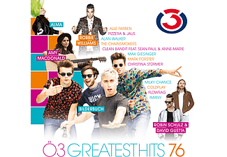 VARIOUS Ö3 Greatest Hits Vol.76 Pop CD