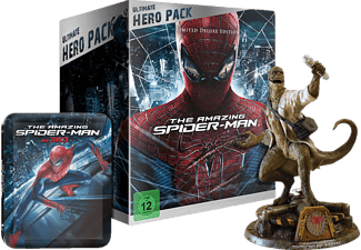The Amazing Spider-Man: Ultimate Hero Pack + Figur (2 Discs) - (3D Blu-ray (+2D))