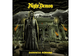 Night Demon - DARKNESS REMAINS (+CD) - (LP + Bonus-CD)