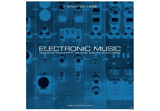 VARIOUS - ELECTRONIC MUSIC - (Vinyl)