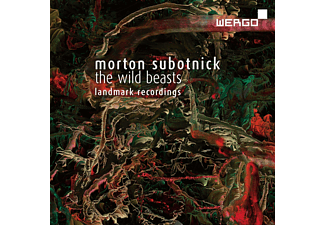 Morton Subotnick, Mario Guarneri, Alan K. Bartholemew, Dane Richards, William Edward Powell, James D. Rohrig, Jay Charles Bulen, Toby L. Holmes, Marvin B. Gordy III, Miles Anderson, Virko Baley - The Wild Beasts - (CD)